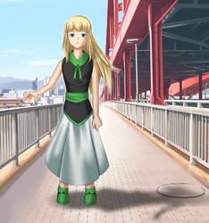 Over The Bridge by FastSpeedy