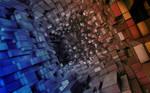 Blue Tunnel - Alt. version by Ingostan
