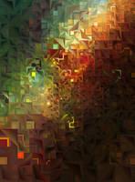 cosmic horizon by noneOfUs