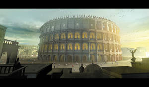 Colliseum by MiguelCoimbra