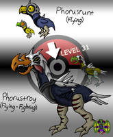 Fakemon - Feather Fossil by UltimateRidley