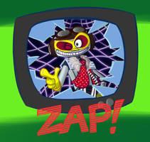 Zap! by tragedyann
