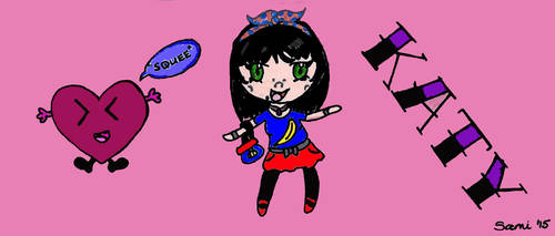 1st Edit of Katys Chibi cup design - 1st attempt by sami-pandabear