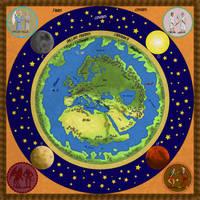 Gothic Cosmology by Sapiento