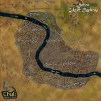 Kahira - City of Mysteries by Sapiento