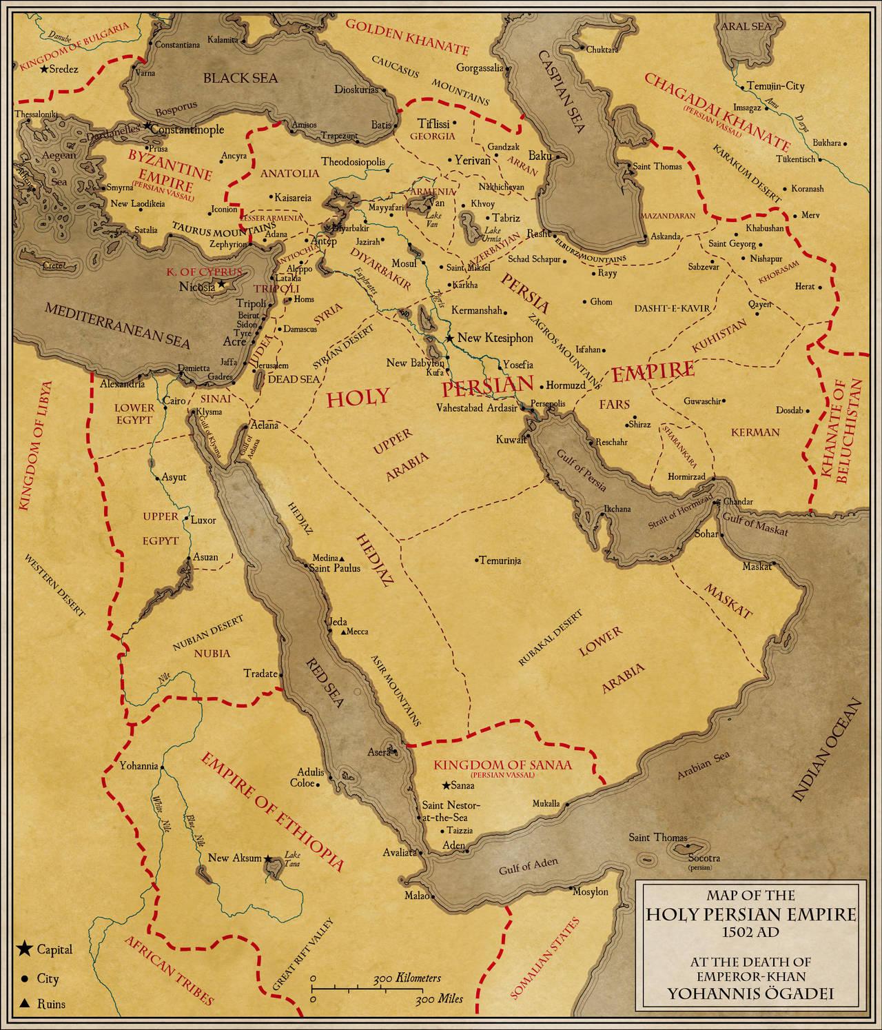 Persian Empire: Holy Persian Empire By Sapiento On DeviantArt
