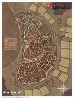 Sewers of Redmark by Sapiento