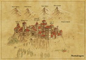 Montedragone by Sapiento
