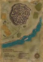 Glamandra by Sapiento