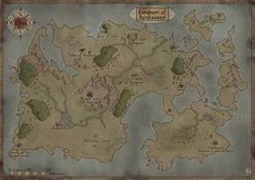 Kingdom of Aereraswen by Sapiento