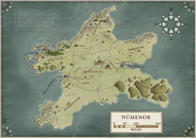 Numenor by Sapiento
