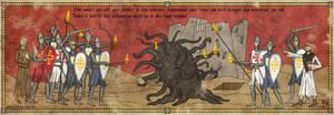 Misshapen Beast by Sapiento