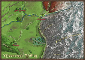 Mooncrest Valley by Sapiento