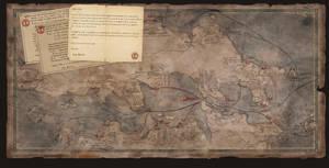 Piltover Map by Sapiento
