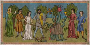 Wedding Illustration by Sapiento