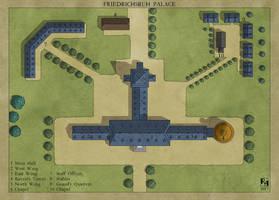 Friedrichsruh Palace by Sapiento