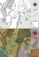 Novel map by Sapiento
