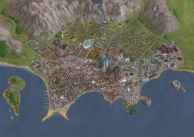 Jorvik City by Sapiento