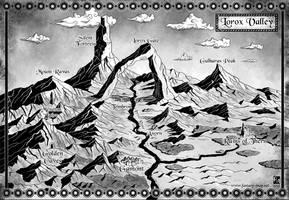 Lorox Valley by Sapiento