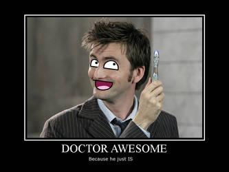 Doctor who is... by OfretOshredderO