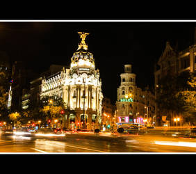 Madrid II by ordre-symbolique