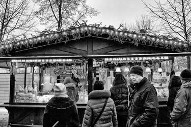 Christmas Market by ordre-symbolique