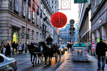 Christmas in Vienna by ordre-symbolique