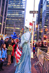 Christmas in NYC by ordre-symbolique