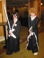 Animaritime:Ichigo and rukia 2 by Kurohisagi