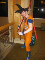 Animaritime: Goku by Kurohisagi