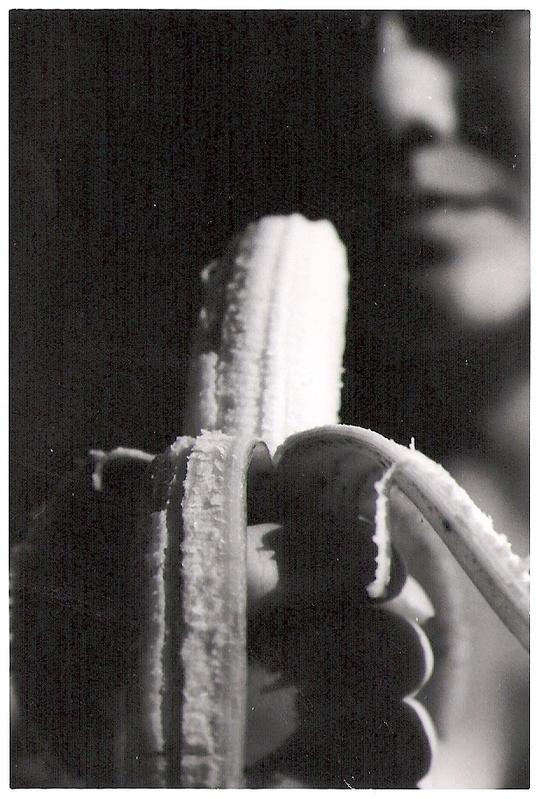 Tuda and The Banana by acornskies