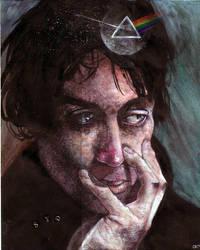 Syd Barrett by artistic-engine