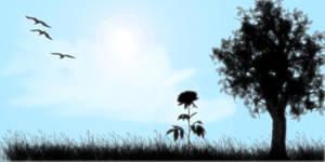 PS Brushes - In The Sunshine by mediaklepto