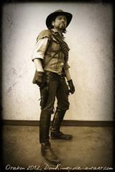 John Marston cosplay by DonnKinney