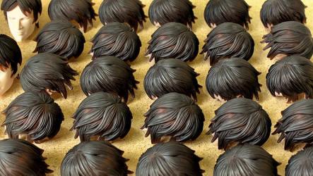 Steve's Hair by DonnKinney