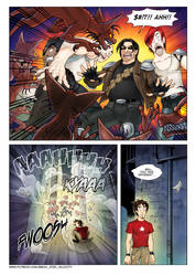 Break Step Velocity, Issue 1, Page 14 by DonnKinney