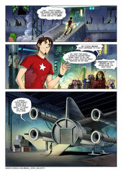 Break Step Velocity, Issue 1, Page 15 by DonnKinney