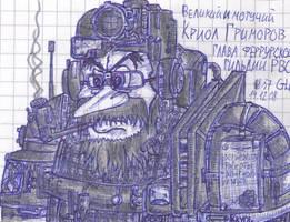 Kryol Grymorow by Kryol