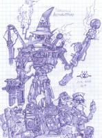 Goblinen akrolitrone by Kryol