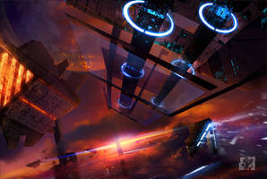 Planet NEXIUS by breaker213