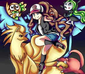 Pokemon Go by KittyClawss