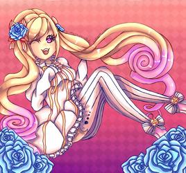 Yami Rose by KittyClawss