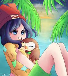 Pokemon Sun and Moon by KittyClawss