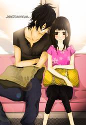 Say i love you  ~Sukitte Iinayo by hallow1791