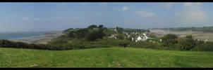 Panorama Bretagne by emicathe