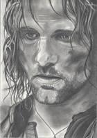 Aragorn by emicathe