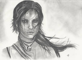 Tomb Raider by emicathe