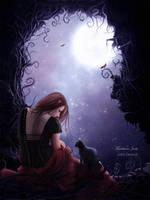 escape into dreams by chulii