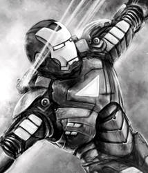 Iron man by Lewis3222
