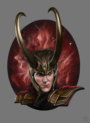 Loki - The Avengers by Lewis3222